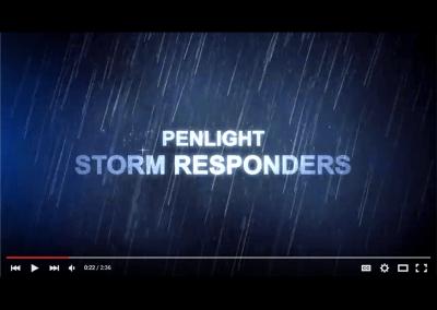 Penlight Storm Responders
