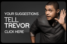 Trevor Noah knows communication