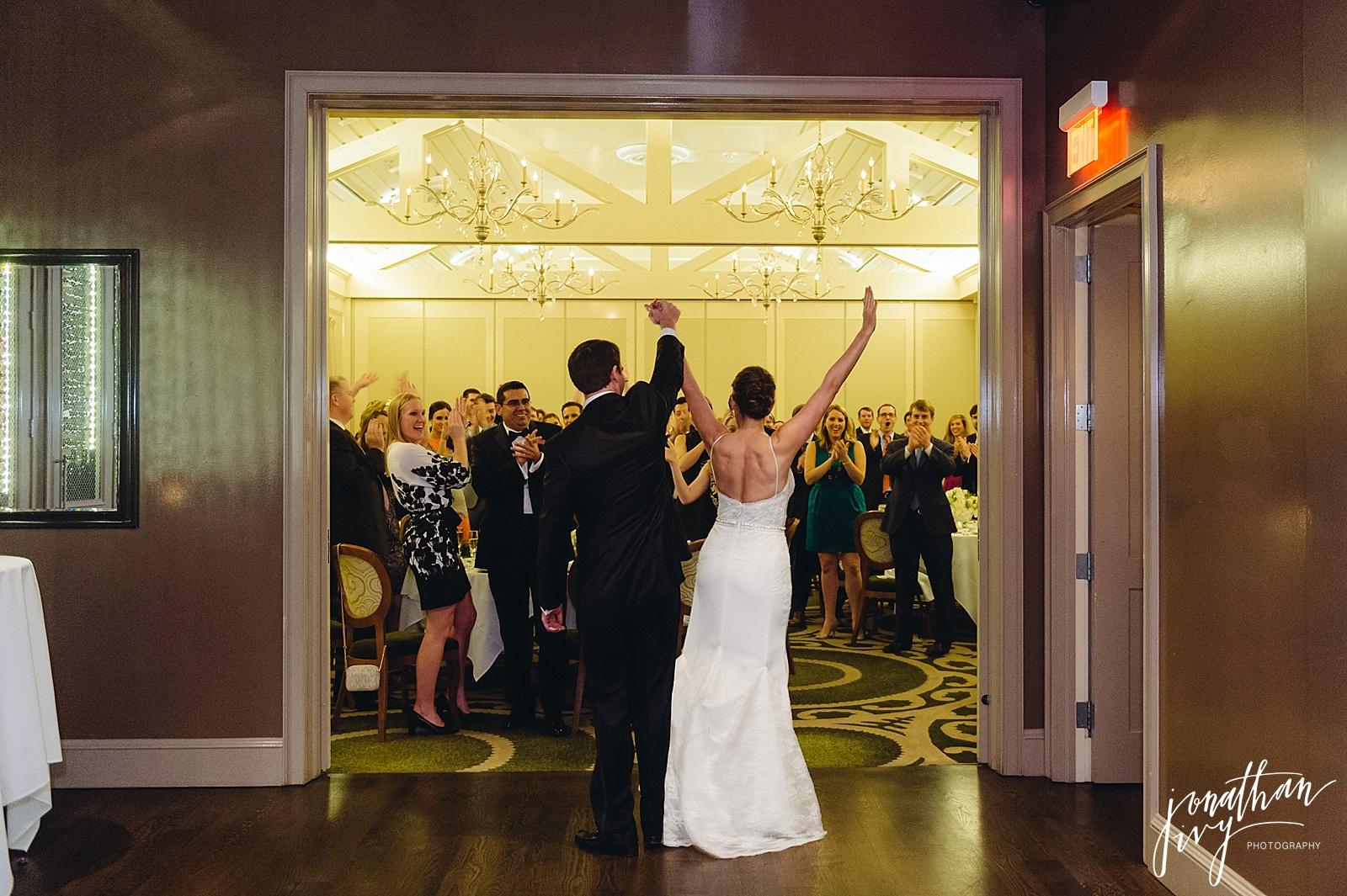 Brennans Of Houston Wedding The Patton Wedding