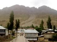 Mountains above Khorog