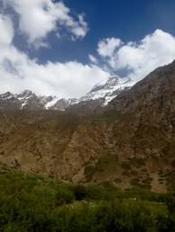 The Pamirs are beautiful
