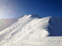 View of the Summit from Camp 3