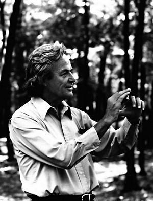 Richard Feynman - Image via Wikipedia