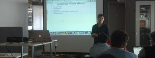 HTML5TX JavaScript Workshop - Pamela Fox
