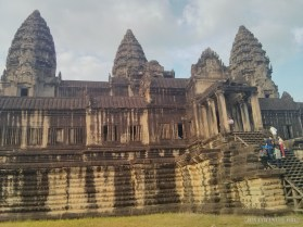 Angkor Archaeological Park - Angkor Wat 10