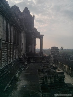 Angkor Archaeological Park - Angkor Wat top 1