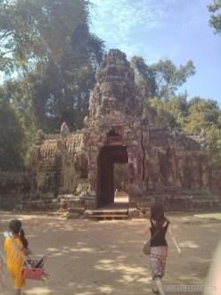 Angkor Archaeological Park - Banteay Kdei 1