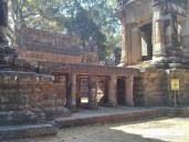 Angkor Archaeological Park - Chau Say Tevoda 3