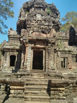 Angkor Archaeological Park - Chau Say Tevoda 4