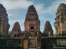 Angkor Archaeological Park - East Mebon 3