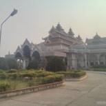 Bagan - Bagan archaeological museum 1