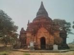 Bagan - first stupa lawka chanthar 1