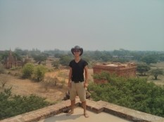Bagan - first stupa lawka chanthar portrait 2