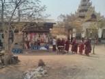Bagan - monks 3