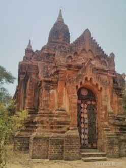 Bagan - unnamed temple 3