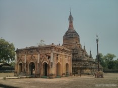 Bagan - unnamed temple 5
