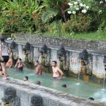 Bali travel - Banjar hot springs 1