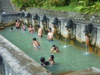 Bali travel - Banjar hot springs 3