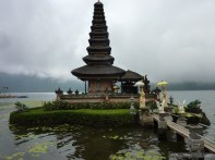 Bali travel - Bedugul water temple 3
