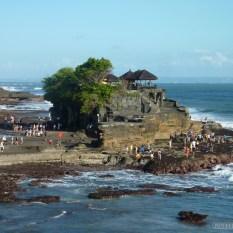 Bali travel - Tannah Lot