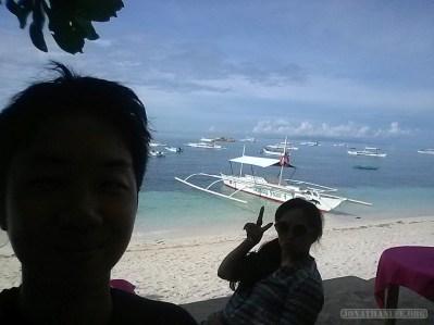 Bohol - Panglao beach portrait