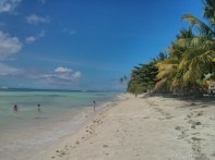 Bohol - hidden beach 3