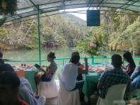 Bohol tour - Loboc river cruise buffet 3
