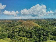 Bohol tour - chocolate hills views 4