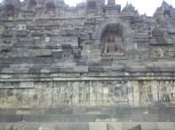 Borobudur - mural 1