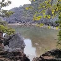 Cat Ba - Halong Bay tour cave view 1