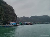 Cat Ba - Halong Bay tour floating village 1