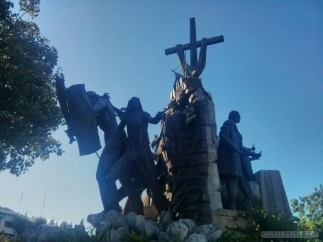 Cebu - heritage of Cebu monument 4