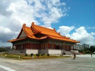 Chiang Kai-Shek memorial - National Opera house