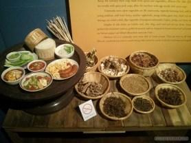Chiang Mai - Lanna folklife museum Lana food