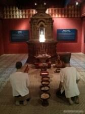 Chiang Mai - Lanna folklife museum religious life