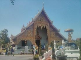 Chiang Mai - Wat Pra Singh 1