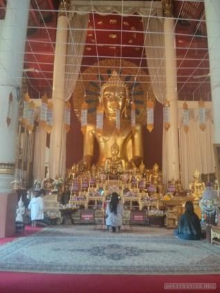 Chiang Mai - Wat Pra Singh inside