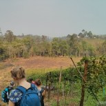 Chiang Mai trekking - day 1 trail 2