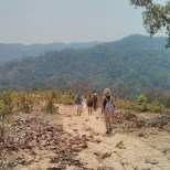 Chiang Mai trekking - day 2 trail 2