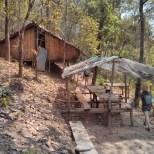 Chiang Mai trekking - day 2 trail through village