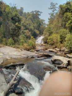 Chiang Mai trekking - day 2 waterfall 2