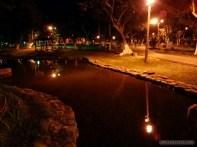 Chiayi - Chiayi park night scene