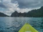 El Nido - kayaking 9