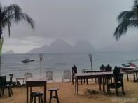 El Nido - las cabanas after storm 2