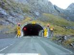 Fiordlands - tunnel