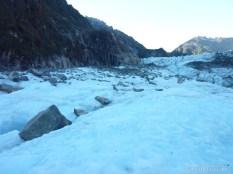 Fox Glacier - scenery 2