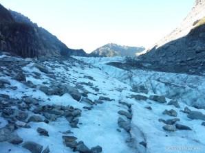 Fox Glacier - scenery 3
