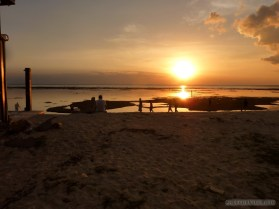 Gili Trawangan - sunset 2