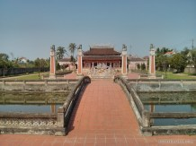 Hoi An - Chinese temple 2