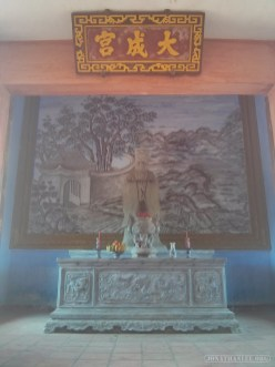 Hoi An - Chinese temple 3